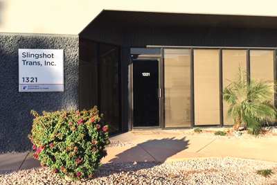Phoenix, AZ - Freight Leader Office